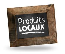 Produits Locaux, Ardoise