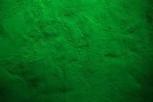 Green Colored Abstract Wall Ba...