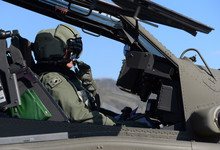 Republic Of Korea Army Helicopter Pilot
