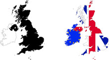 Detailed Map Of Great Britain ...