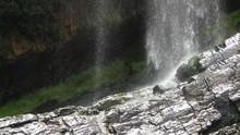 Crocodile River Waterfall Flow...