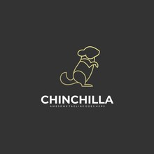 Vector Logo Illustration Chinc...