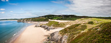 United Kingdom, Wales, Gower P...
