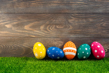 Happy Easter Background. Easte...
