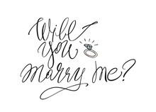 Will You Marry Me - Modern Bru...