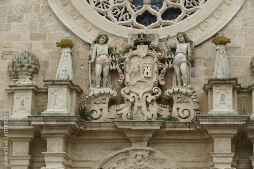 Photo Otranto Cathedral dedicated to the Annunciation of the Virgin Mary