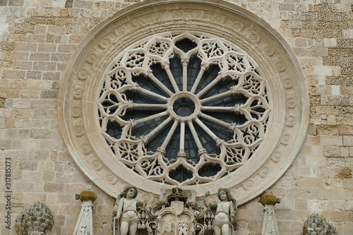 Otranto Cathedral dedicated to the Annunciation of the Virgin Mary Wallpaper Mural