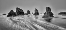 Bandon Oregon Seascape - Oregon Coast