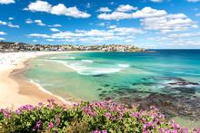 Amazing Bondi Beach, Sydney Australia