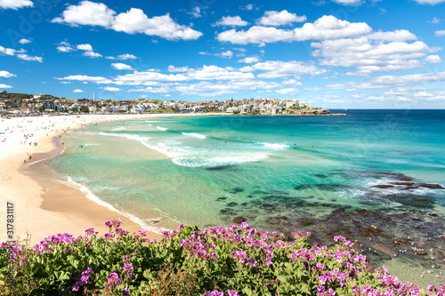 Amazing Bondi Beach, Sydney Australia Canvas Print