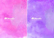 Hand painted watercolor abstract background. Vector illustration eps 10
