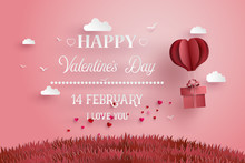 Valentine Day, Origami Made Ho...