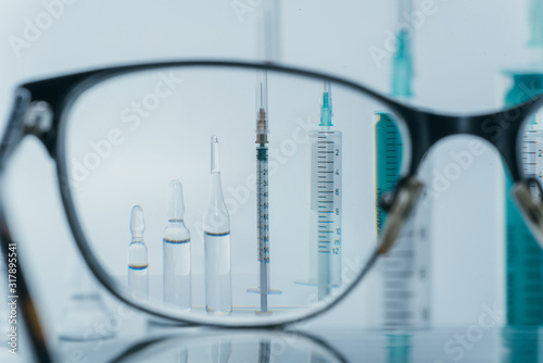 Photo View in glasses