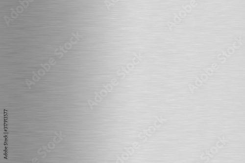 Obraz Brushed metal texture. - fototapety do salonu