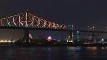Beautiful View Of Illuminated ...