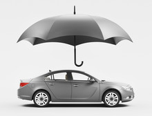 Car Protected By Umbrella, Ins...