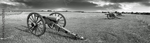 Gettysburg Battlefield Fototapet