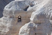 Cave Where The Dead Sea Scroll...