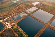 Retention Basins, Wet Pond, We...