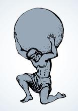 Atlas Keeps The Earth On Their...