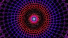 Mandelbrot Fractal Zoom Pattern