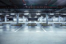 Horizontal Image Of Empty Unde...
