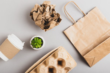 Recycled Paper And Cardboard W...
