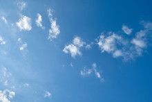 Small Scattered Clouds