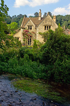 Cotswold House In Castle Comb,...