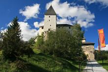 Mauterndorf Castle, Medieval H...