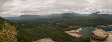 Rattlesnake Ledge Panoramic