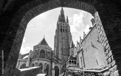 Fototapeta Brujas, Bélgica (2.1)