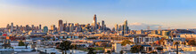 San Francisco City Skyline Pan...