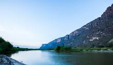 Rio Grande River Near Santa El...