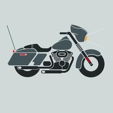 Harley Davidson Motorcycle EVO...
