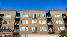Exterior View Of Multifamily R...