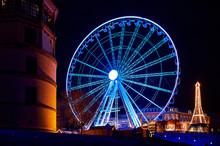 Blue Eye Ferris Wheel Cologne