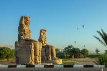 Colossi Of Memnon Statues And ...