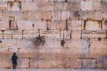 A Jewish Orthodox Man Standing...