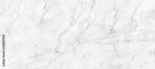Marble granite white panorama background wall surface black pattern graphic abstract light elegant black for do floor ceramic counter texture stone slab smooth tile gray silver natural. - 318197934