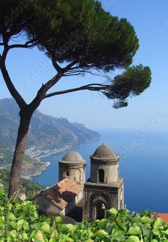 Fototapety, obrazy: Villa Rufolo, Ravello