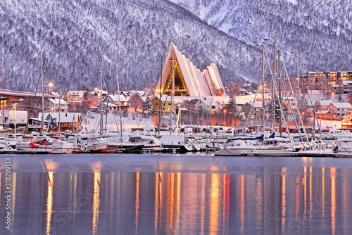 The Arctic Cathedral- Tromso, Norway #318209133