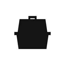 Vector Icon, Pet Transport Box
