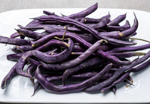 Magic Colorful Purple Beans Wh...