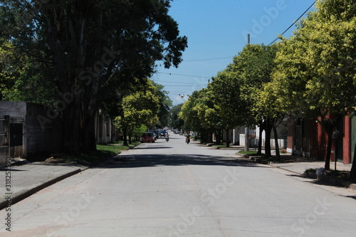 Photo Una simple pero bella calle