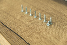 Set Of Screws For Wooden Fixin...