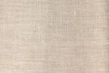 Beige Linen Fabric Cotton For ...