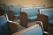 Empty Pews In Church