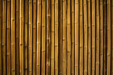 Brown Bamboo Stick Pattern Background