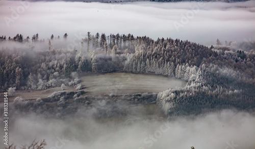 Fototapeta winter obraz na płótnie